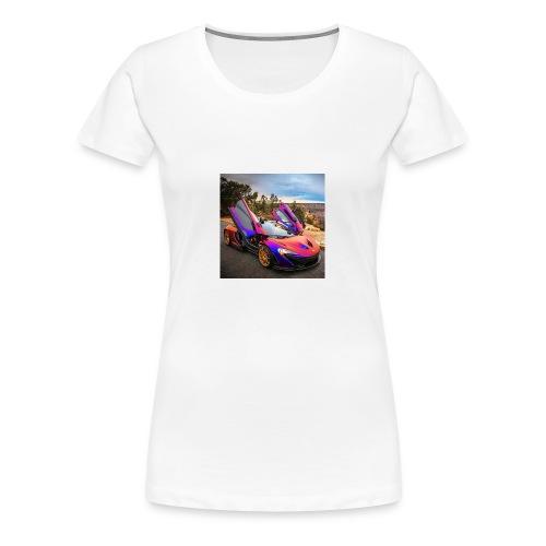 like a boss - Women's Premium T-Shirt