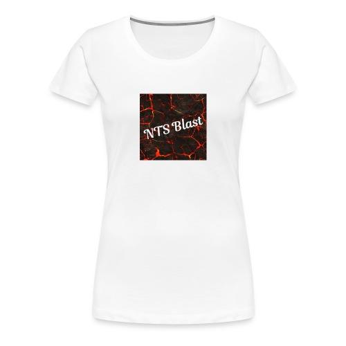 NTS_Blast_032 - Women's Premium T-Shirt