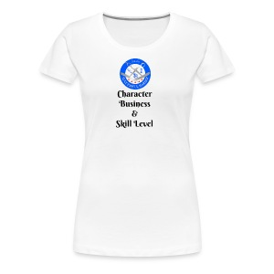 SB Seal Design - Women's Premium T-Shirt