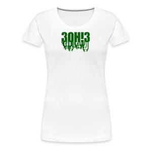 3OH 3 - Women's Premium T-Shirt