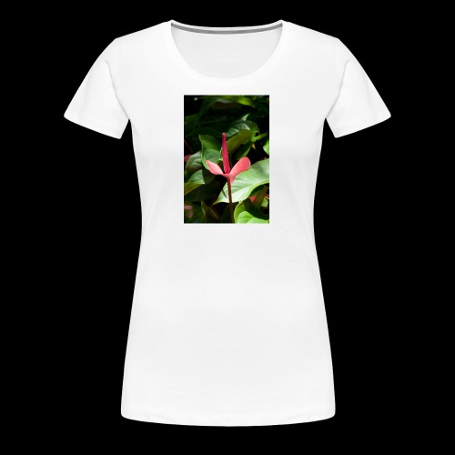 Claudia 0138 - Women's Premium T-Shirt
