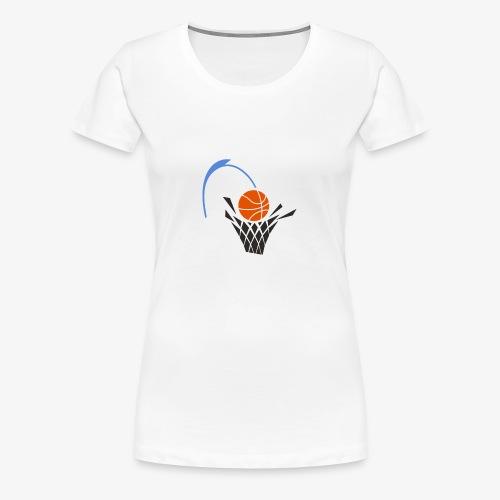 HOOP - Women's Premium T-Shirt