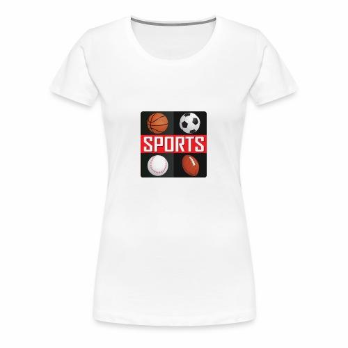 Sport T-shirt - Women's Premium T-Shirt