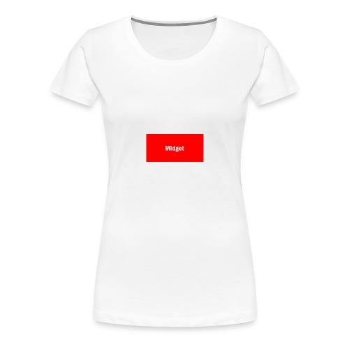 Midget Merch - Women's Premium T-Shirt