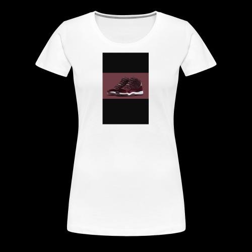 Jordan2x - Women's Premium T-Shirt