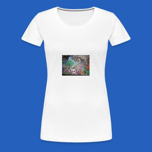 dtgs - Women's Premium T-Shirt