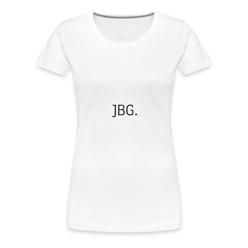 JBG - Women's Premium T-Shirt