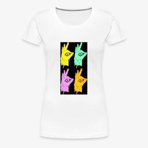 OK, WHAT - Women's Premium T-Shirt