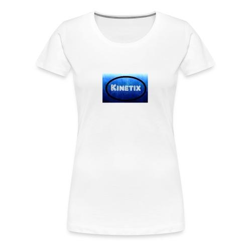 Kinetix - Women's Premium T-Shirt