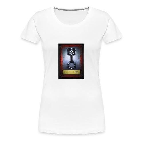 Automotive Piston - Women's Premium T-Shirt