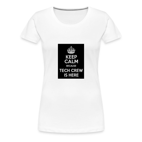 Tech Crew - Women's Premium T-Shirt