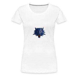 Limited edition wolf - Women's Premium T-Shirt