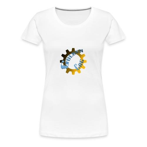 Golden Cog - Women's Premium T-Shirt