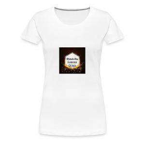 Black By Cosmic Origin - Women's Premium T-Shirt