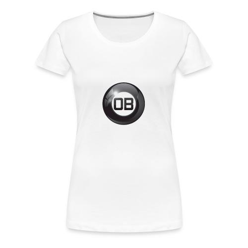 Odd Ball Merch - Women's Premium T-Shirt