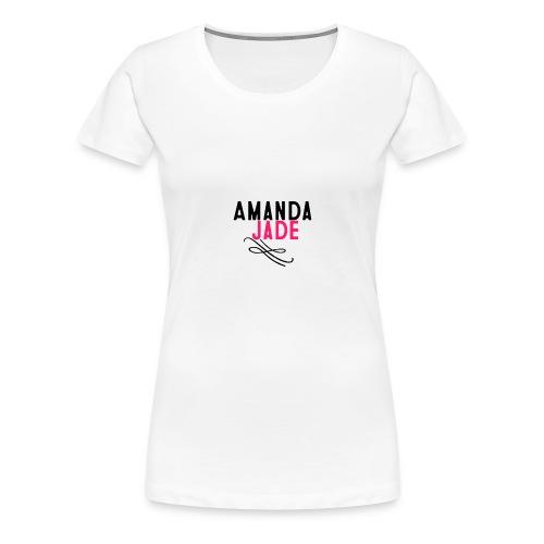 Amanda Jade - Women's Premium T-Shirt