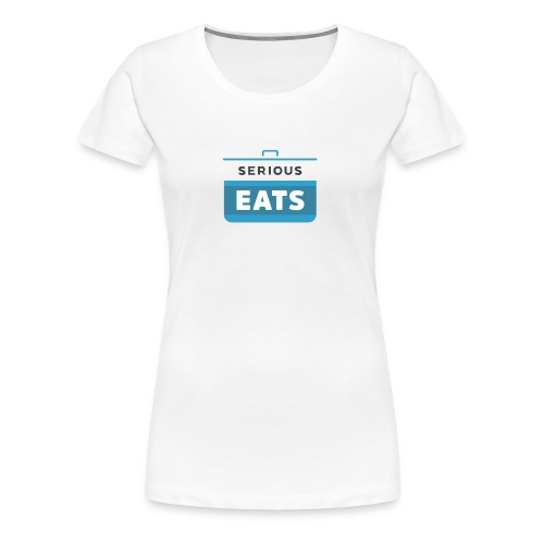 Serious Eats - Women's Premium T-Shirt