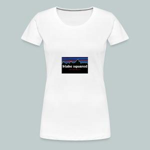 Blake Squared x Patagonia - Women's Premium T-Shirt