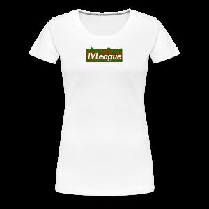 IVLeague (Vines) - Women's Premium T-Shirt