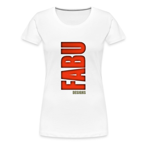 Fabu1 - Women's Premium T-Shirt