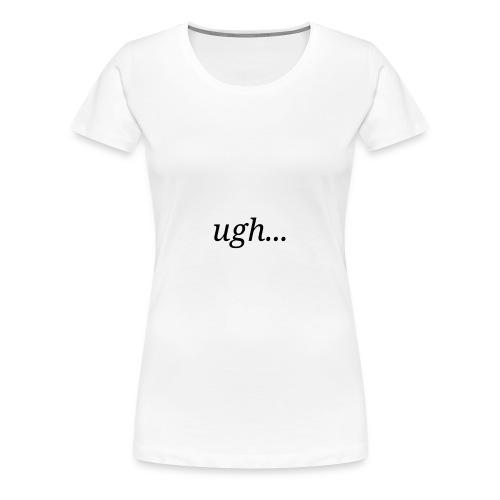 Monday Morning Merch - Women's Premium T-Shirt