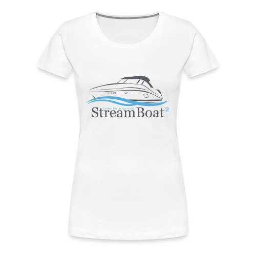 Streamboat 2 - Women's Premium T-Shirt