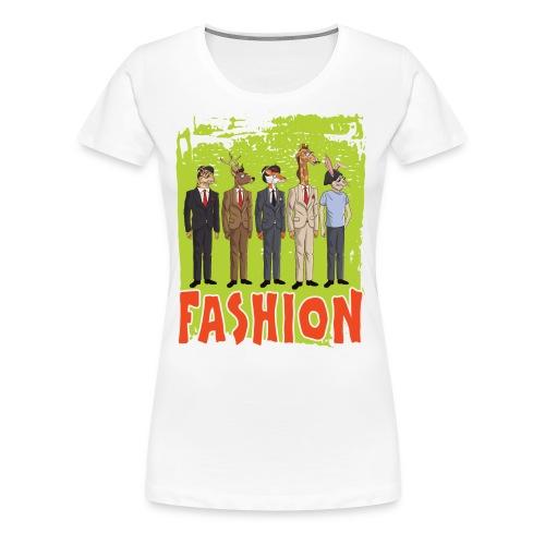 FASHION - Women's Premium T-Shirt