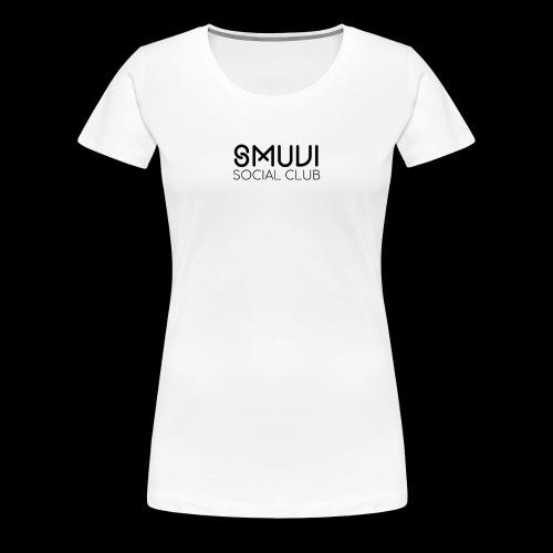 Social Tees - Women's Premium T-Shirt