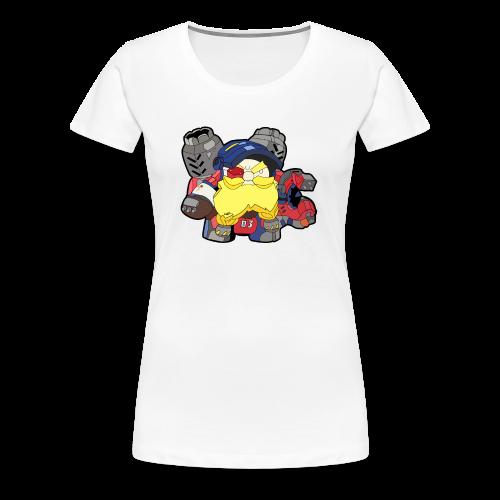 torblet - Women's Premium T-Shirt