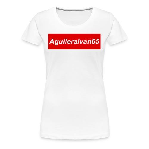 supreme shirt type of merch - Women's Premium T-Shirt