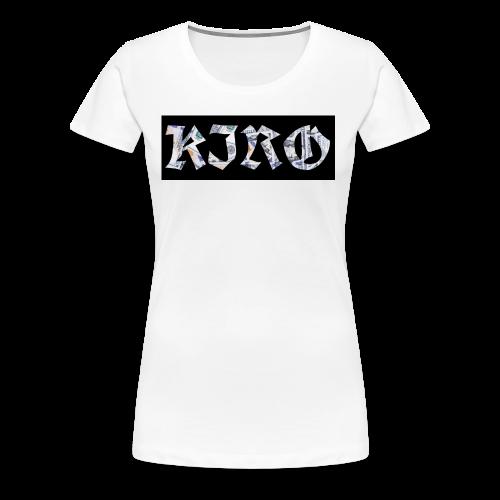 Black KIRO Bills - Women's Premium T-Shirt