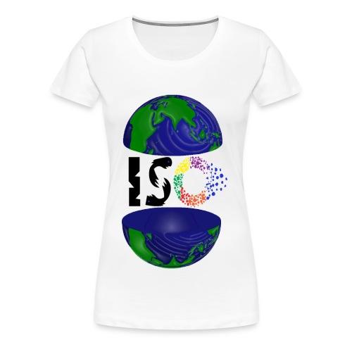 ISO Black - Women's Premium T-Shirt