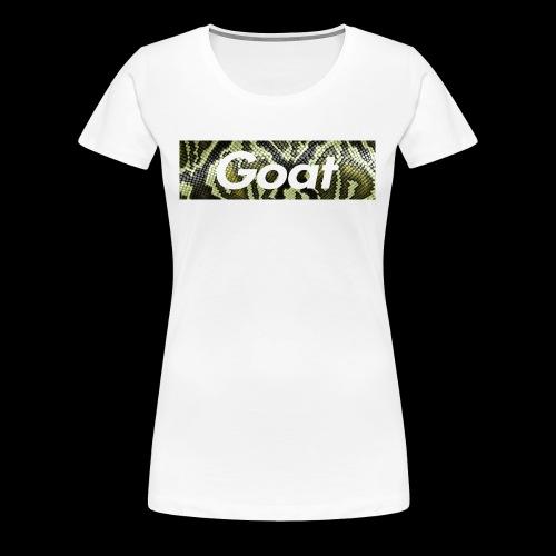 snake Goat bogo - Women's Premium T-Shirt