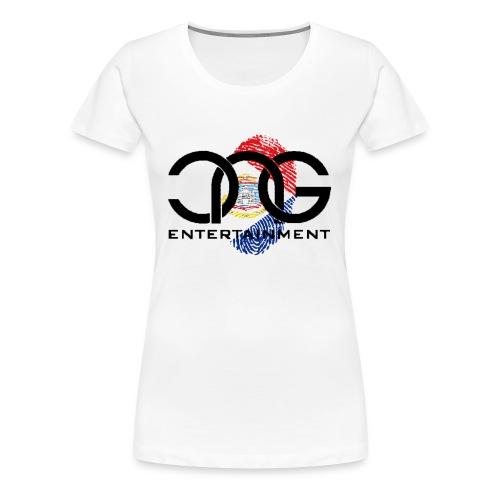 SXM REPRESENT - Women's Premium T-Shirt