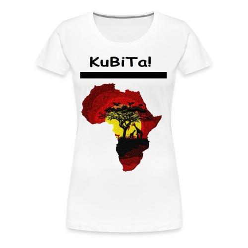 Kubita! - Women's Premium T-Shirt
