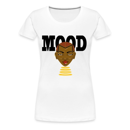 MOOD - Women's Premium T-Shirt