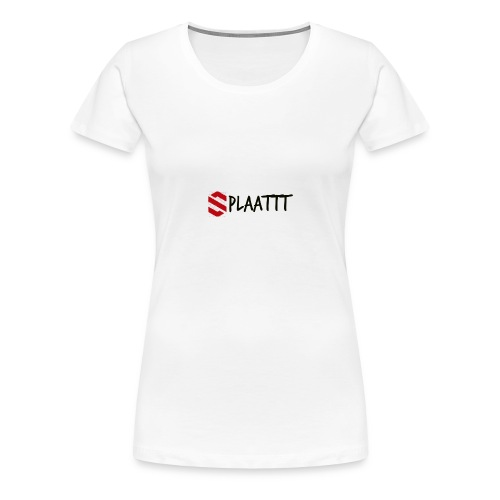 SPLAATTT - Women's Premium T-Shirt