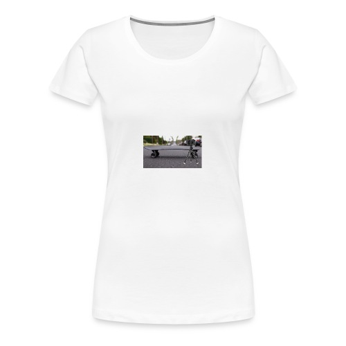Vlogging central - Women's Premium T-Shirt