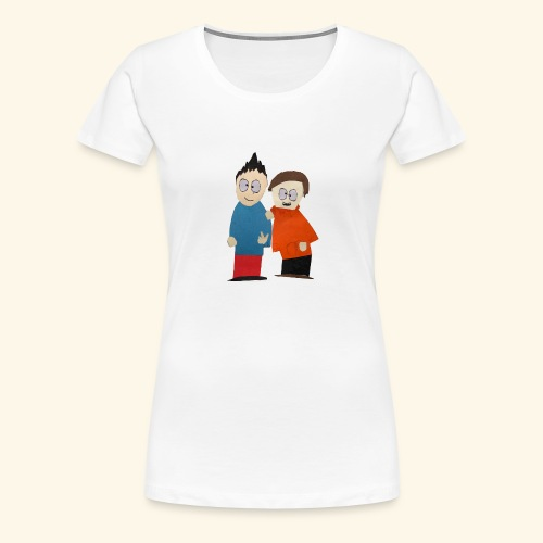 Mark and Milton! - Women's Premium T-Shirt