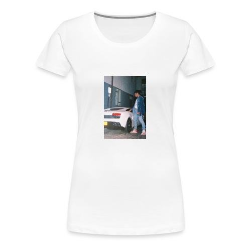 ASAP ROCKY - Women's Premium T-Shirt