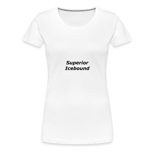Superior Icebound Clothing - Women's Premium T-Shirt