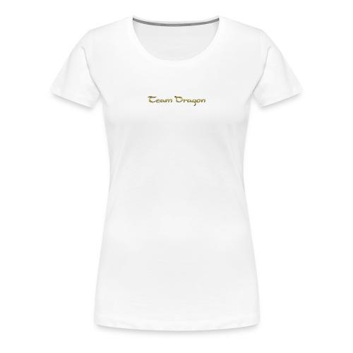 cooltext256038996789320 - Women's Premium T-Shirt