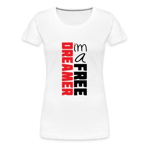 Dreamer T-shirt - Women's Premium T-Shirt