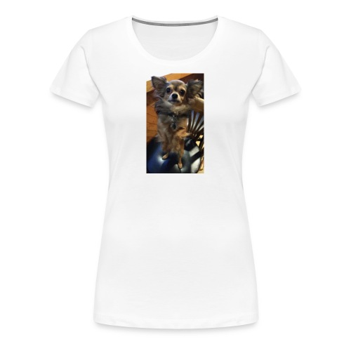 Chewy at the bar - Women's Premium T-Shirt