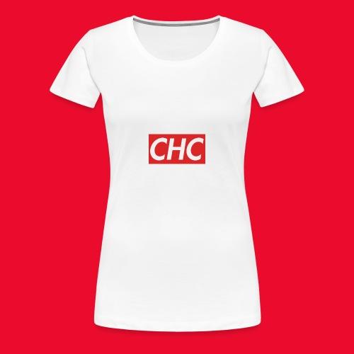 chc logo - Women's Premium T-Shirt