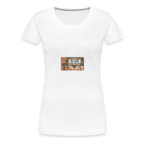 Key Lewis; Marquee - Women's Premium T-Shirt