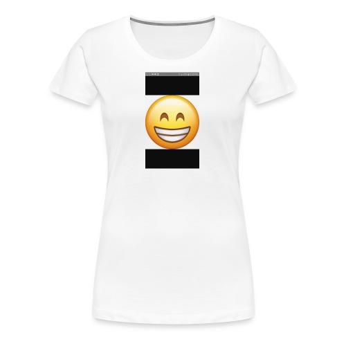 Screenshot 20170531 210334 - Women's Premium T-Shirt