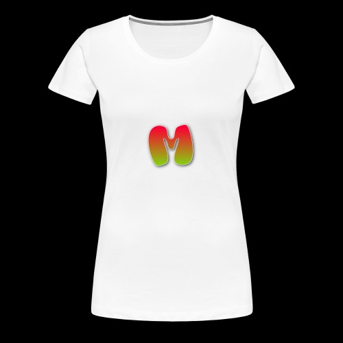 Monster logo shirt - Women's Premium T-Shirt