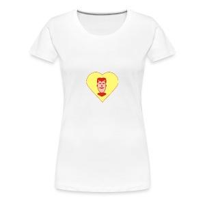 LOVE ALL - Women's Premium T-Shirt