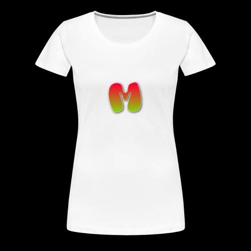Monster logo shirt - Women's Premium T-Shirt